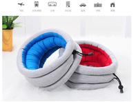 2014 New fashion multi-function ostrich collar Nap pillows sleep blindfold artifact Hot winter free shipping JZ120906
