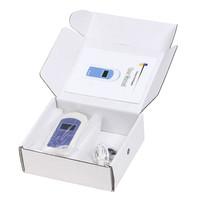 Baby Sound B Fetal Doppler LCD Display wholesale&retail blue +freeshipping