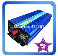 3500watt 3500W USB DC12V To AC 220V Pure Sine Wave Inverter Car Electronic Accessories 3500W Peak Power 7000W Solar Inverter