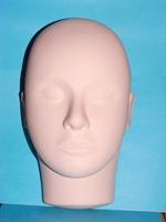 Mannequin Head for Eyelash EXtension Training