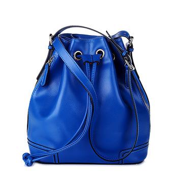 Новое поступление сумки сумки женщины известные бренды из натуральной кожи милые дамы ведро плеча сумки коускин сумка горячая распродажа
