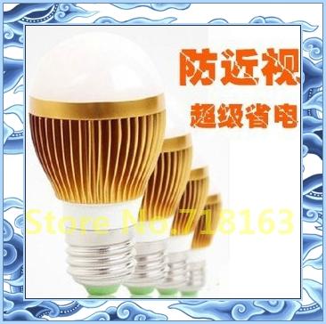 [ Start] LED 9W LED bulb lit LED energy saving lamp LED bulb E27 screw(China (Mainland))