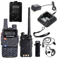 BAOFENG UV-5RC VHF/UHF Dual Band 136-174/400-520MHz FM Ham Two Way Radio  LB0563