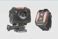SOOCOO S60 Sport Action Camera Anti-Shock Waterproof Wifi 1080P Out door Sport Bike Car Kit SOS Key With Watch Remote Control