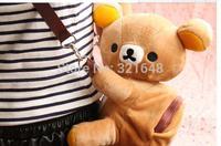 Japanese Rilakkuma Messenger Bag cute bear plush bag