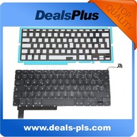 "New FOR Macbook Pro 15"" A1286 Swiss keyboard with backlight backlit 2009 /2012"