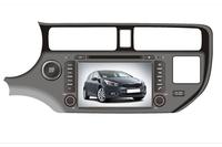 K3 / RIO 5 Touchscreen DVD GPS Navigation Radio Bluetooth Steering Wheel Control SD Card/USB Car Rear Camara with Map