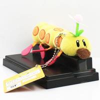 EMS 300PCS/LOT Free Shipping Super Mario Bros Caterpillars Plush Toy Soft Stuffed Doll 14CM