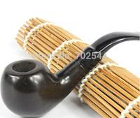 HOT NEW Mens Durable Wooden 3mm Old mahogany tobacco pipes tobacco filter element Doo (1 pcs/lot)