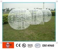 4PCS Free shipping  PVC 1.4m Air Bumper Ball,Zorbing Ball,Loopy Ball, Human hamster ball,bubble  football,bubble soccer for kids