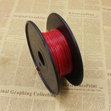 Red Color 3D Printer Filament ABS 50M plastic Rubber Consumables Material MakerBot/RepRap/UP/Mendel