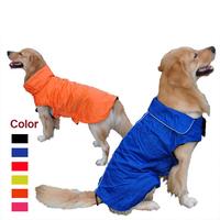 Pet Dog Clothes All Season Large Dog Vest Waterproof Pet Jacket Golden Retriever Clothing For Dogs Size S M L XL XXL XXXL