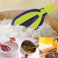 Spoon Wash rice Egg blender PICKLES Multifunction Red/orange/green Food PP 100g Tableware Kitchen Tools Novelty ingenious design