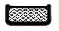 Free shipping!!!Fashion car storage 14.5X8.5cm Automotive Bag With Adhesive Visor Car Net Organizer Pockets Net 1pcs