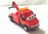 Free shipping genuine original pixar Cars 2 alloy die toy model car TOWIN EOIN reboque  toys for children gift