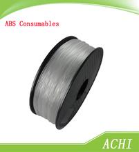 Green 3d printer filaments ABS 1.75mm 1kg/spool plastic Rubber Consumables Material MakerBot/RepRap/UP/Mendel