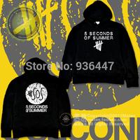 5 Seconds of summer band logo new arrival thickening fleece pullover sweatshirt hoodie cotton custom masculina hoody 22
