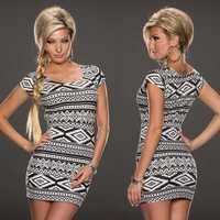 free shipping 2015 hot new women summer dress casual dress cheap clothes china