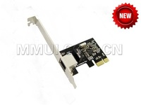 Gigabit Ethernet PCI Express Card  support low profile 8111E chipset
