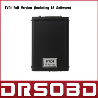 2015 FVDI Full Version (Including 18 Software) with USB dongle FVDI ABRITES Commander Full Set Top Quality DHL Free Shipping