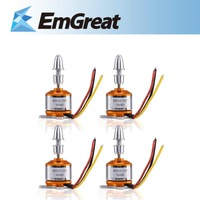 4pcs/lot 2212 930KV Brushless Motor For DJI 330 F450 F550 FPV Multicopter Quadcopter P0017578 Free Shipping