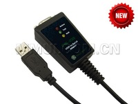 USB to Serial (RS232, DB9) Cable Adapter,CY7C64225 Chipset IO-USB-1S