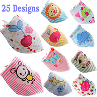 Choose Models !! 25 Designs Baby Bibs Burp Cloths Baby girl boy infant Saliva newborn feeding alivmenino menina