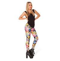 New Arrive Women's Adventure Time Leggings Fashion Cotton Sexy Leggings Plus Size XXL FREE SHIPPING
