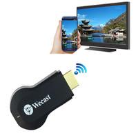 Scolour 2015 New Wecast C2 OTA Miracast DLNA WiFi Display Receiver Dongle Airplay HDMI 1080P