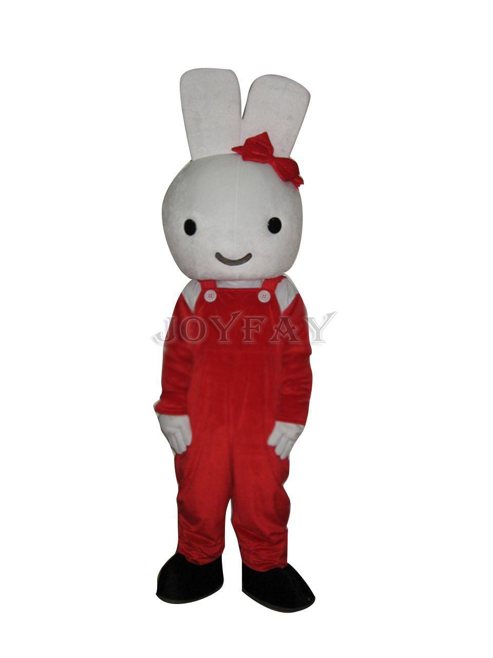 Rabbit Bunny Mascot Costume(China (Mainland))