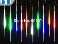 [Seven neon]Free shipping colorful AC110-220V 3meters 10pcs/set 20W 80cm long 78leds/pcs 3528led smd led meteor tube light