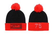 NEW 2014 New WATIB Beanies hats Fashion Hip Hop Men's women winter knitted caps 10 styles Skullies hat for Free shipping