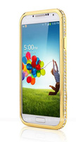 for samsung Galaxy s3 i9300 Diamond phone Borders/for samsung Galaxy s3 Bumper/Galaxy s3  cell phone case Rhinestone Lo drill