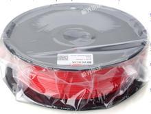 F10773 Aurora 1.75mm ABS 3D Printer Filaments 1KG Red Plastic Rubber Consumables Material MakerBot RepRap UP Mendel + FreePost