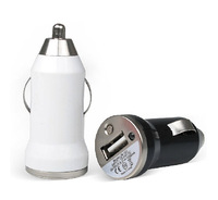 5V 1A mini usb car charger for iphone 5 5s 4 4s Samsung S3 S4 Cell Mobile Phone Charger Adapter
