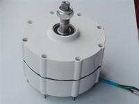 500w 12v/24v permanent magnet generator wind alternator