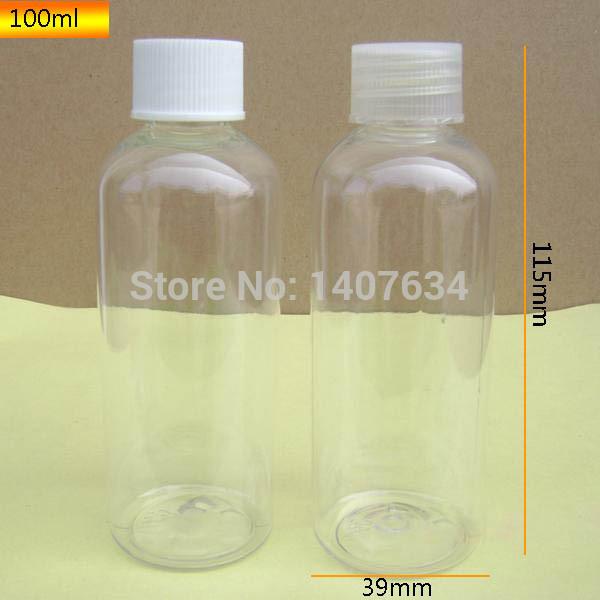 New Arrivals,100ml Travel bottle,Ordinary rotating lid points bottling,cola-bottles of cosmetics sub-bottling,Refillable bottles(China (Mainland))