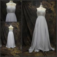 High Quality Sexy Strapless Beading Pearl Evening Dress vestido de formatura women party dresses 2014 White Evening Dresses