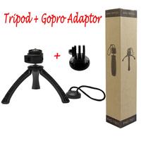 10set/lot Portable Universal tripod&Gopro Adaptor for iPhone iOS&Andriol phone for Gopro Camera tripe para celuar CL-JJ01Gopro