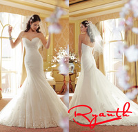Vestidos De Noiva Em Renda Bridal Wedding Gown Sexy Bohemian Wedding Dress Vestido Casamento Maternity Wedding Dresses RBW258