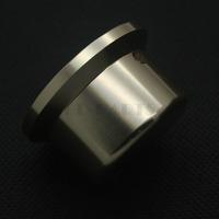 2PCS 44*25mm Golden Solid Aluminum 6mm Shaft Diameter Potentiometer Volume Control Knob FR Viintage Tube Amplifier DAC CD Player