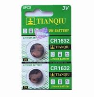 Celestial car remote control CR1632 button battery motorcycle burglar alarm electronic 3V 1 pcs price