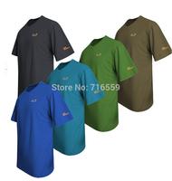 free shipping 2015 New Hot Saling 5colors Jacking Men's outdoor summert-shirt , quick-drying short-sleeved T-shirt Wolfskins