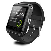 Bluetooth Smart U8 Watch WristWatch  U Watch for Smart Phone Samsung S4/Note2/Note3 HTC Android Phone Smartphones Phone