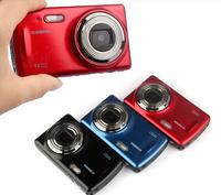FREE SHIPPING HOT digital photo camera MP 2.7 Inch TFT LCD Digital Video Recorder Camera 8X Digital Zoom