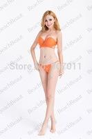 2015 explosion models bandage swimsuit sexy bikini chest rope free BB15090 free shipping