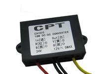 DC to DC buck converter car power supply volt Regulator 12V to 5V Power Adapter