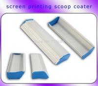 1 cm length manual screen printing emulsion scoop coater screen press make plate aluminium alloy coater