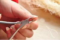 Nail Art Clipper Manicure & Pedicure Stainless Steel Cuticle Nipper Cutter 95906