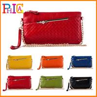 9 Colors Woven Bag Retro Woman Bags Clutch Shoulder Bag Cross Body Women Messenger Bag Women's Handbags